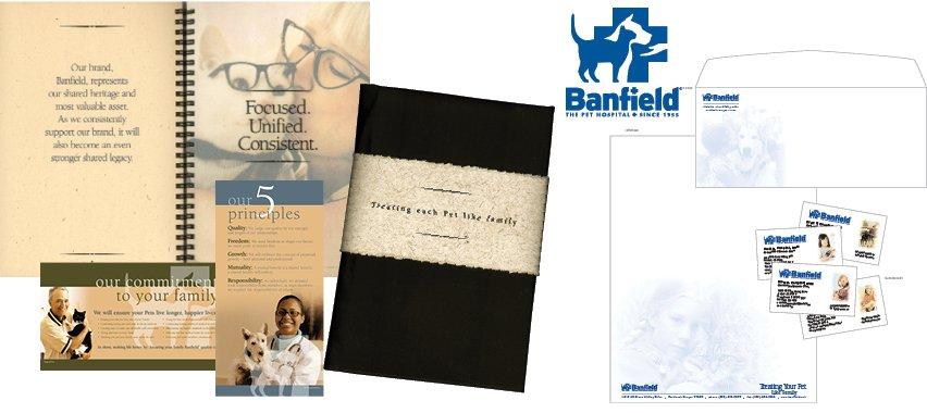 Banfield Pets Branding Series