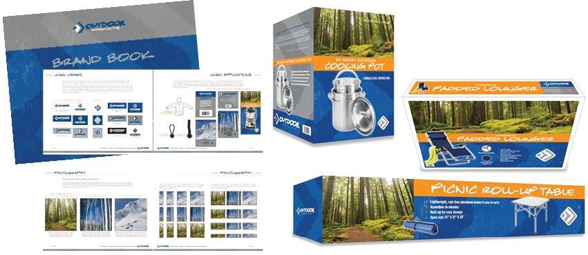 Joe's Sports Packaging and Branding