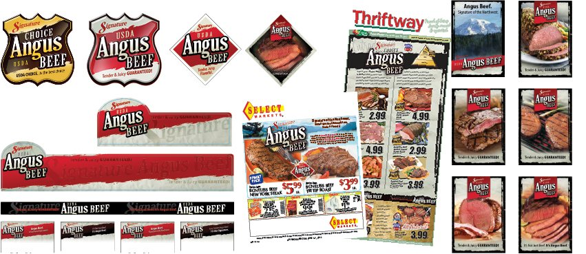 Signature Angus Beef Program