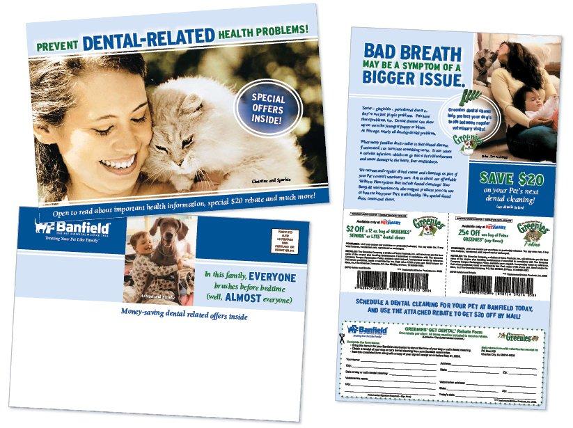 Banfield Pets Postcard