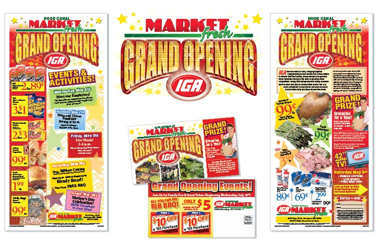 Hood Canal Grand Opening